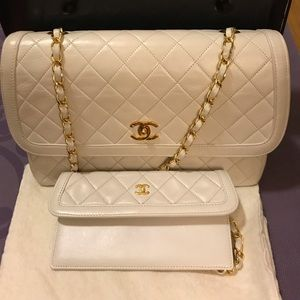 c8f2be4d85b2 Women s Vintage Chanel Bags For Sale on Poshmark